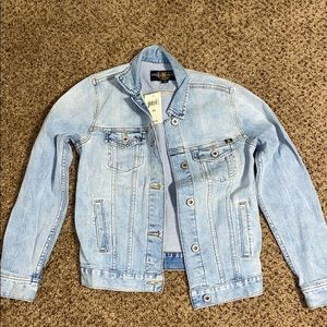 Lucky brand Jean jacket size XS